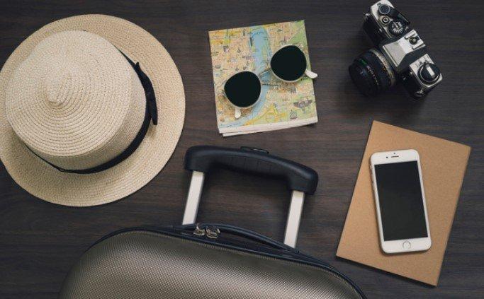 bagagem de mão em viagens internacionais 12