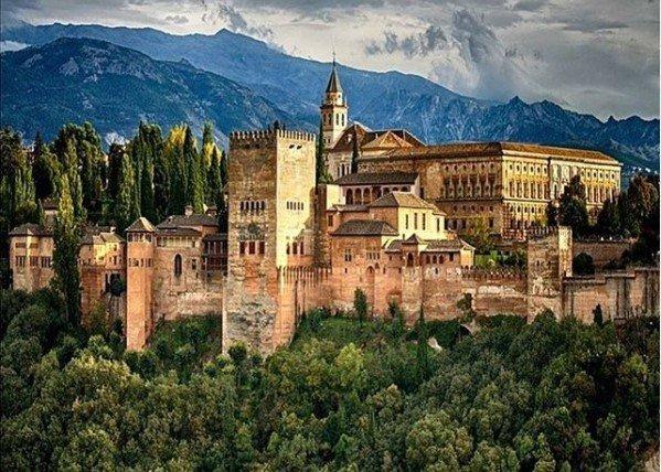 Capa Andaluzia -Espanha